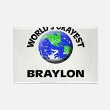 World's Okayest Braylon Magnets
