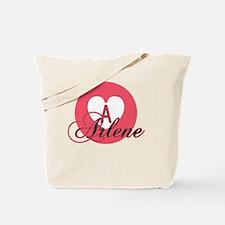 Funny Arlene Tote Bag