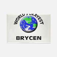World's Okayest Brycen Magnets