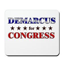 DEMARCUS for congress Mousepad