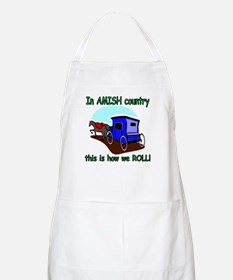 How We Roll BBQ Apron