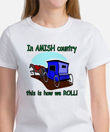 How We Roll Women's T-Shirt