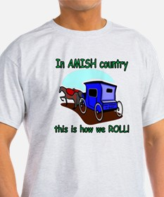How We Roll T-Shirt