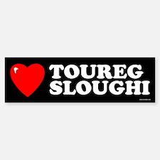 TOUREG SLOUGHI Bumper Bumper Bumper Sticker