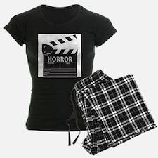 Clapper Board Horror Pajamas