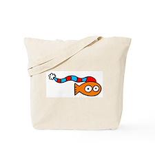 Tickles Ski Hat Tote Bag