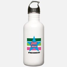 Jill Stein Stainless Water Bottle 1.0l