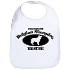 Property of Belgian Sheepdog Bib