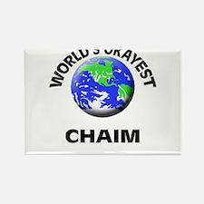 World's Okayest Chaim Magnets