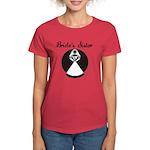 Bride's Sister Women's Dark T-Shirt