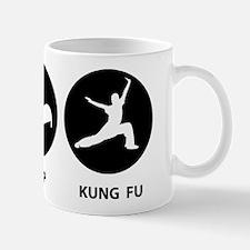 Eat Sleep Kung Fu Mug