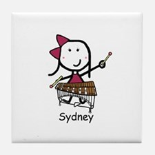 Xylophone - Sydney Tile Coaster
