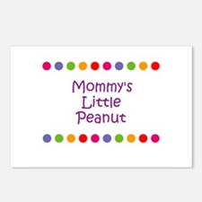 Mommy's Little Peanut Postcards (Package of 8)