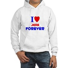 I Love Jame Forever - Hoodie