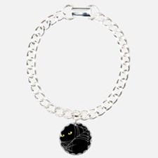 Spooky Cat Bracelet