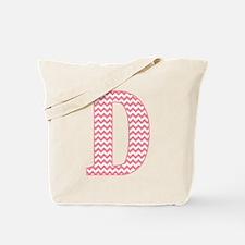 Cute Initial d Tote Bag