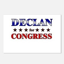 DECLAN for congress Postcards (Package of 8)