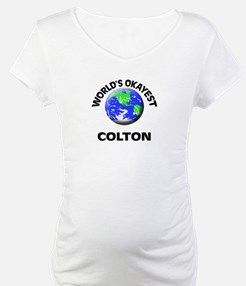 World's Okayest Colton Shirt
