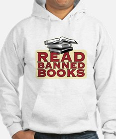 Read banned books - Hoodie
