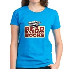 Read banned books - Tee