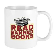 Read banned books - Mug