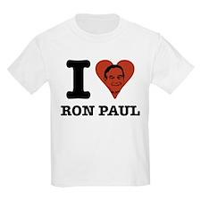 I love Ron Paul (face) T-Shirt