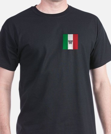 Team Colors Monogram Italian T-Shirt