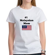#1 Malaysian Mom Tee