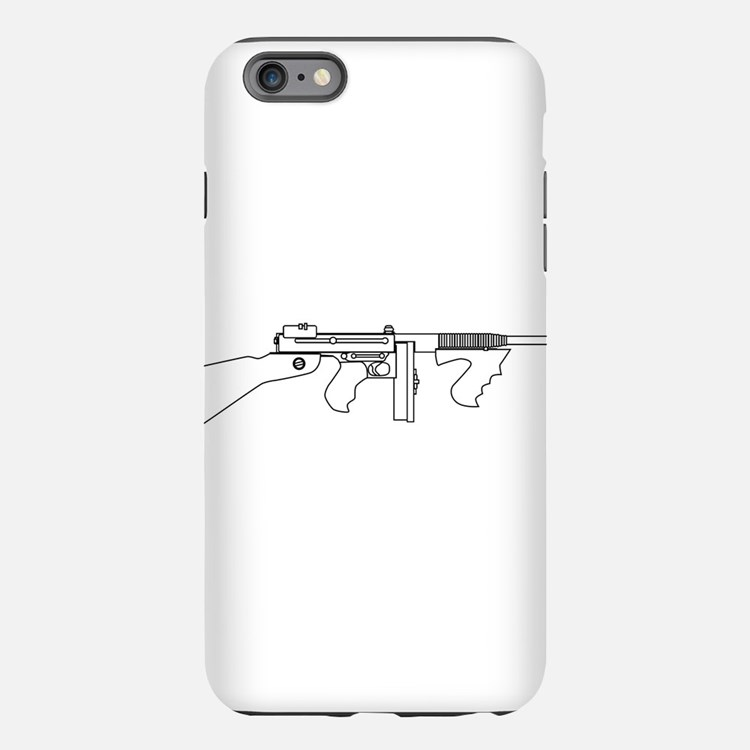 Gangster Tommy Gu iPhone 6 Plus/6s Plus Tough Case