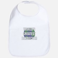 World's Greatest Barbecuer Bib