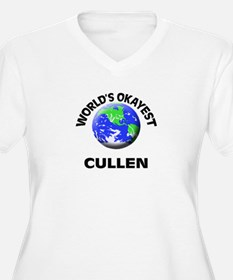 World's Okayest Cullen Plus Size T-Shirt