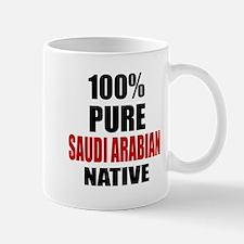 100 % Pure Saudi or Saudi Arabian Nativ Mug