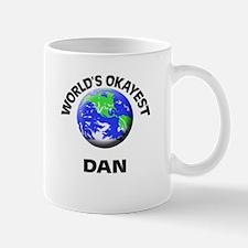World's Okayest Dan Mugs
