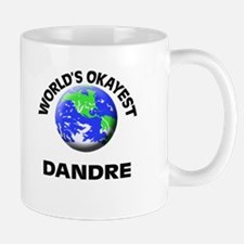 World's Okayest Dandre Mugs