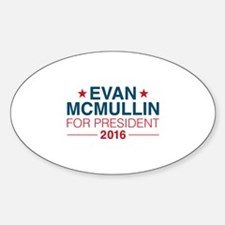 McMullin For President Decal