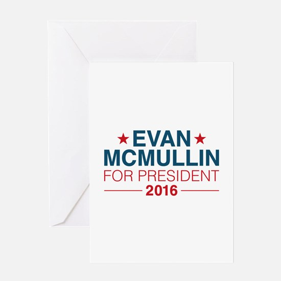 McMullin For President Greeting Card