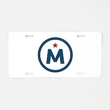 McMullin For President Aluminum License Plate
