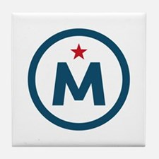 McMullin For President Tile Coaster