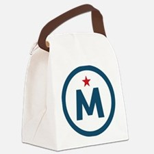 McMullin For President Canvas Lunch Bag