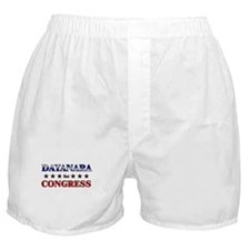 DAYANARA for congress Boxer Shorts