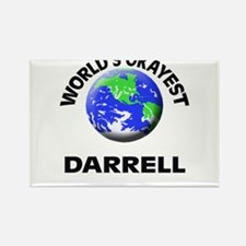 World's Okayest Darrell Magnets