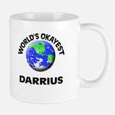 World's Okayest Darrius Mugs