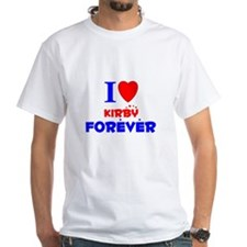 I Love Kirby Forever - Shirt