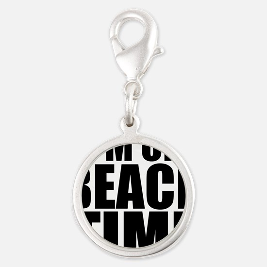 I'm On Beach Time Charms