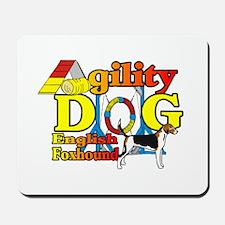 Foxhound Agility Mousepad