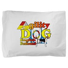 Foxhound Agility Pillow Sham