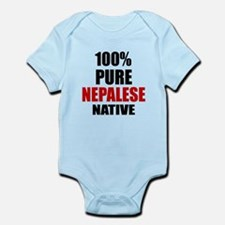 100 % Pure Nepalese Native Onesie