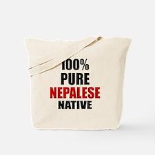 100 % Pure Nepalese Native Tote Bag