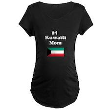 #1 Kuwaiti Mom T-Shirt