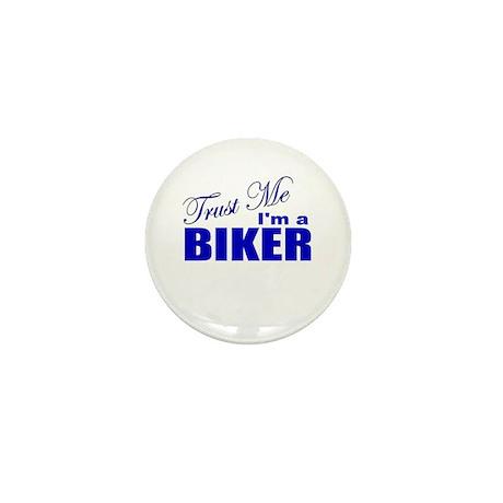 Trust Me I'm a Biker Mini Button (10 pack)